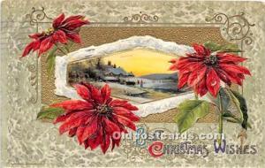 Christmas Holiday Postcard 1910