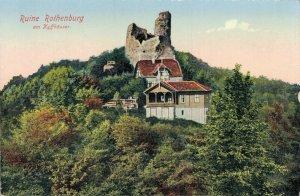 Germany Ruine Rothenburg am Kyffhäuser 03.26