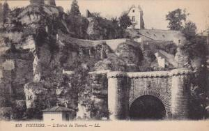 L'Entree Du Tunnel, Poitiers (Vienne), France, 1900-1910s