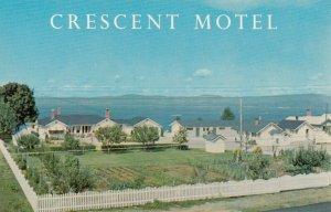 VANCOUVER ISLAND , B.C., Canada , 40-60s; Crescent Motel , Qualicum Beach