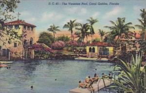 The Venetian Pool Coral Gables Florida