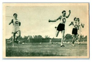 Running, Sport I, Echte Wagner German Trade Card *VT31V