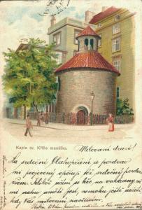 Czech Republic Kaple sv Kříže menšího 02.29