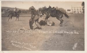 RP: CALGARY , Alberta , Canada , 00-10s ; Stampede Rodeo , #1