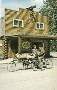 SKAGWAY , Alaska , 1950-60s ; Corringtons Alaska I..y Company