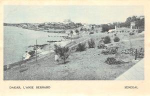 Senegal Dakar L'Anse Bernard 1931
