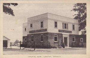 Imperial Bank,LANGTON,Ontario,Canada, 20-40s