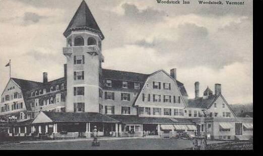 Vermont Woodstock The Woodstock Inn