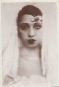 RP: Josephine Baker , Head Portrait #9, 1920s