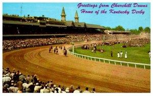 Kentucky  Louisville  Churchill Downs  Horses Racing