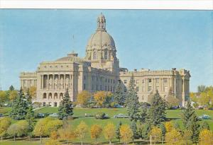 Canada Legislative Building Edmonton Alberta