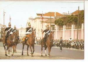 Postal 038482 : Lisboa - Portugal. Palacio de Belem - Render da Guarda