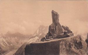 Switzerland Chamonix Sommet
