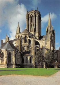 France Normandie Coutances Cathedrale The Apse L'Abside