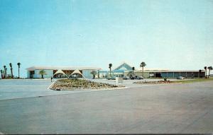 Georgia Jekyll Island Entrance To Modern Aquarama 1964