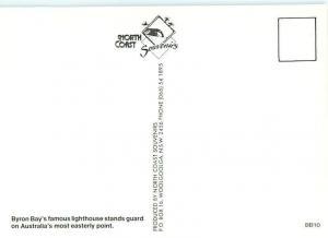 Cape Byron  NSW Australian Lighthouse East Coast of Ballina  Postcard  # 6578