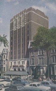 MONTREAL, Quebec , Canada , 1940-60s; The Berkeley Hotel