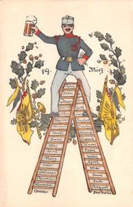 Austria Months Ladder  Months Ladder