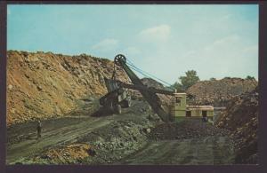 Loading Coal at Vogue Strip Mine,KY Postcard