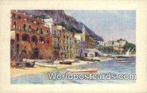 Capri, Italy, Italia Marina Grande  Marina Grande