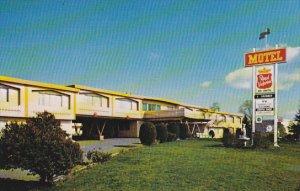 Canada Royal Victorian Motel Victoria British Columbia
