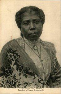 CPA TAMATAVE Femme Betsimisaraka MADAGASCAR (709417)