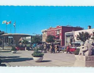 Pre-1980 TOWN VIEW SCENE Joliette Quebec QC p9705