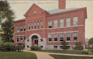 HUDSON FALLS, New York, 00-10s; Public School No. 2