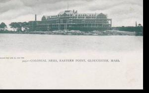 Massachusetts Gloucester Colonial Arms Eastern Point