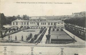 Ecole Nationale d`Agriculture de GRIGNON - Les Nouveaux Laboratoires France