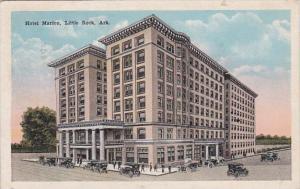Arkansas Little Rock Hotel Marion 1921