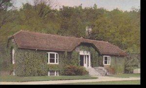 New York  Castile  Letchworth State Park  The Museum   Albertype