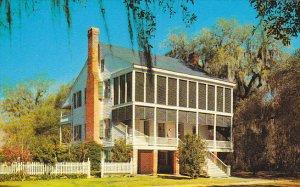 Louisiana St Francisville Oakley Plantation House