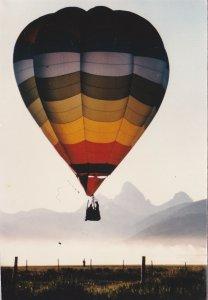 Balloon Festival , Teton Valley Fair , DRIGGS , Idaho , 1994 #4 ; Budweiser Beer