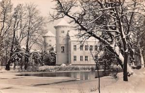 Schloss Rheinsberg Sanatorium Helmut Lehmann Castle Winter