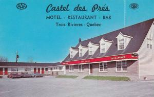 Castel des Pre's Motel Restaurant Bar,  Trois Rivieres,  Quebec,  Canada,  40...