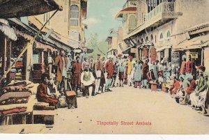 AMBALA , India , 1900-10s ; Tinpotally Street