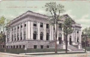 Indiana Fort Wayne Public Library 1909