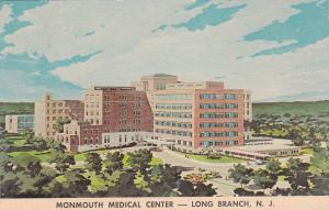 LONG BRANCH , New Jersey ,1960s ; Monmouth Medical Center