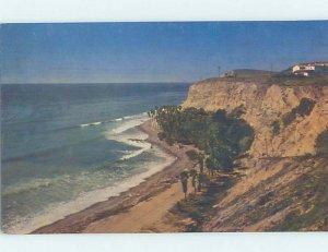 Pre-1980 BEACH San Pedro - Near Torrance & Long Beach & Los Angeles CA AE9198
