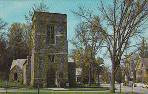 Saint James Episcopal Church Woodstock Vermont