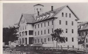 Vermont  Stowe  1889 remake Stowe Hotel