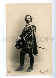 175323 Great YERSHOV Russia OPERA star singer Vintage PHOTO PC