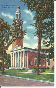 Burlington, Vermont, Ira Allen Chapel
