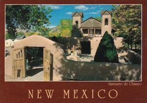 New Mexico Albuquerque Santuario De Chimayo Northern New Mexizo