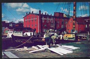 Nova Scotia LUNENBURG Lunenburg Waterfront - Chrome