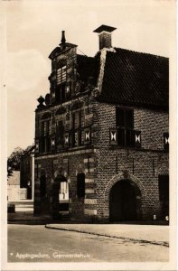 CPA APPINGEDAM Gemeentehuis NETHERLANDS (705903)