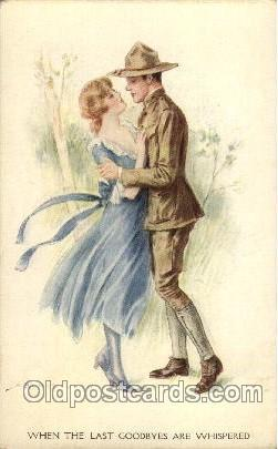 Series 1368 Artist Archie Gunn, Postcard Post Card Series 1368 Series 1368 Ar...