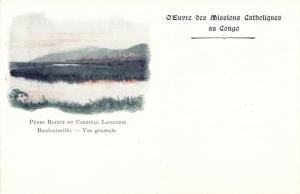 Congo Free State, Baudouinville Kirungu General View (1899) Mission Postcard