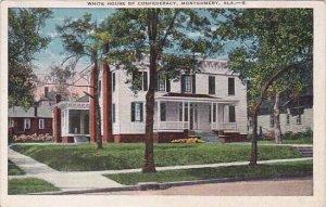 White House Of Confederacy Montgomery Alabama